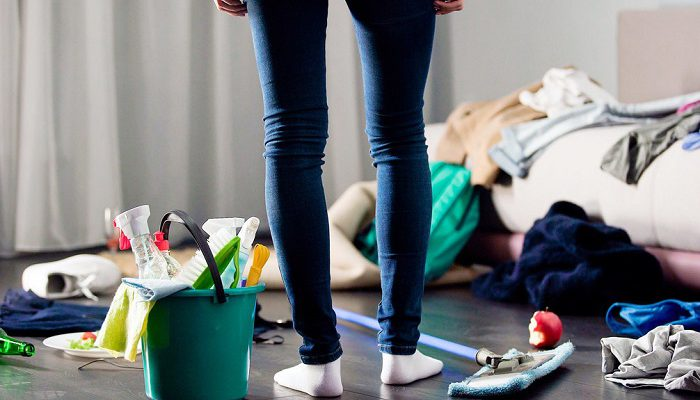 Порядок без уборки: 8 лайфхаков для визуальной чистоты