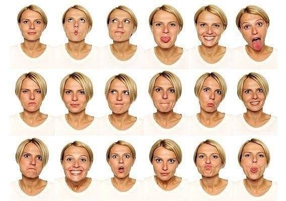 Специальный комплекс для мышц лица
