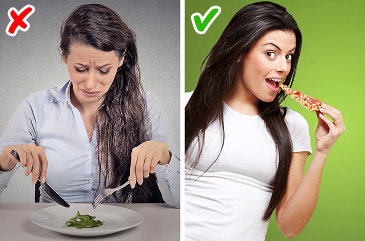 Что такое интуитивное питание и почему оно круче всех диет