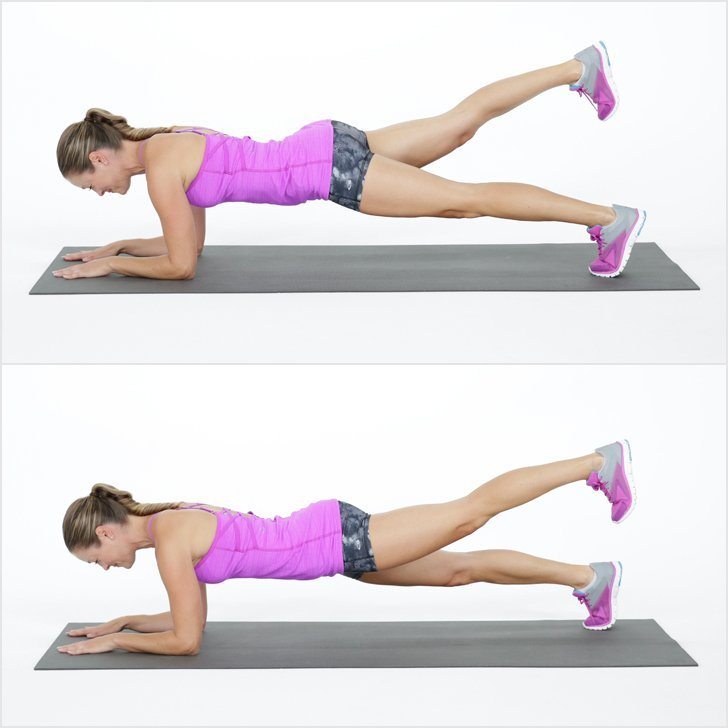 5 упражнений, которые лучше всего подходят для сжигания жира на бедрах