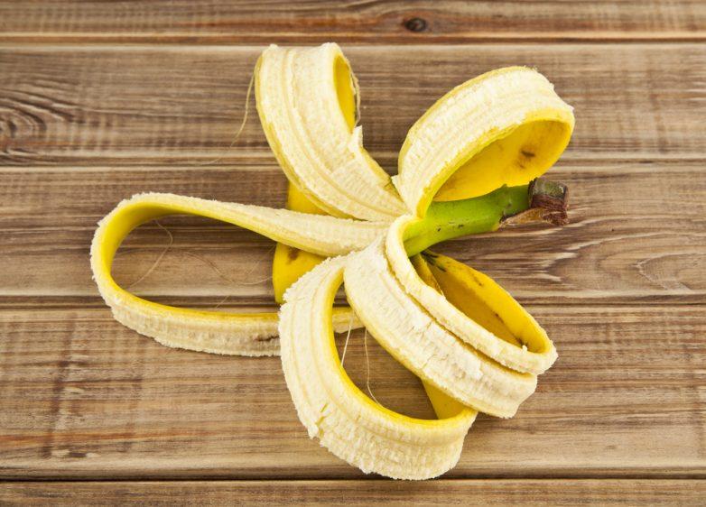 Суперспособности обычной банановой кожуры, о которых вы не знали