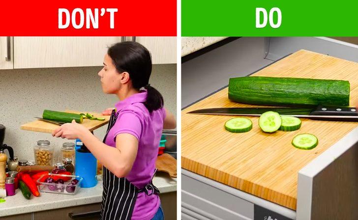 9 кулинарных хитростей, которые надлежит знать каждой хозяйке