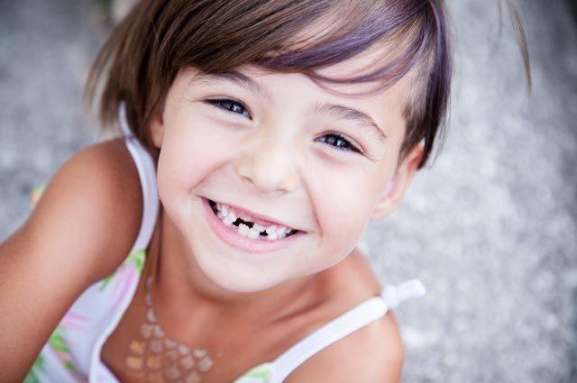 Как защитить молочные зубы от кариеса