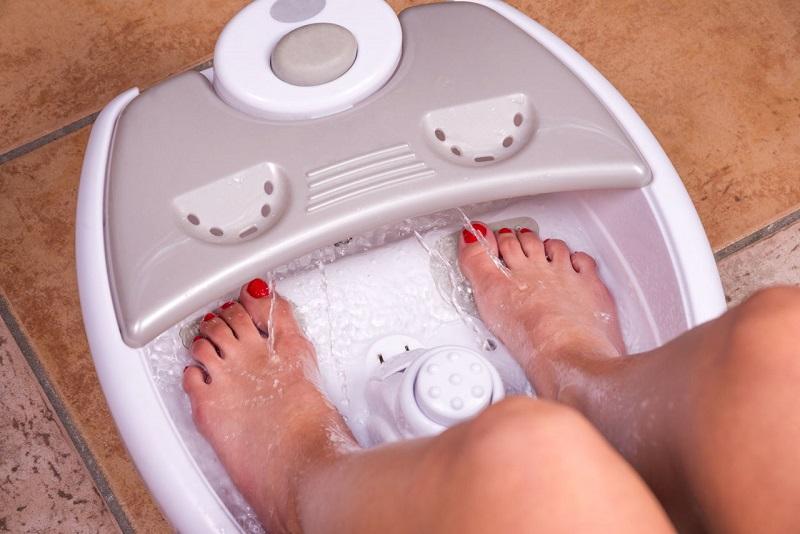 Как подготовить ножки к открытой обуви за 15 минут. Настоящее спасение для каждой женщины.