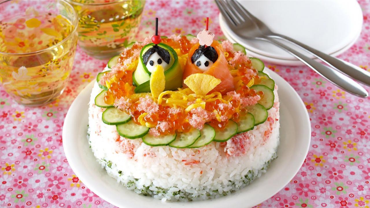 Вот рецепт суши-торта, от которого будут в шоке все ваши близкие. Находка для ″сушиманов″!