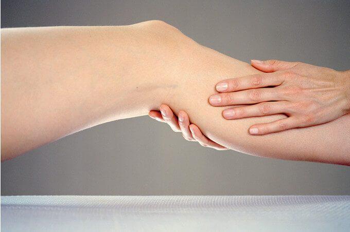 Полезные упражнения при застое лимфы в ногах