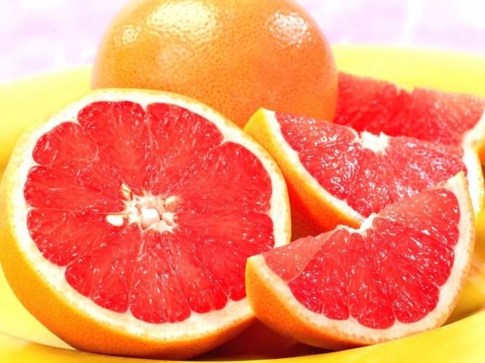 Отбеливающая маска из дрожжей с добавлением сока грейпфрута