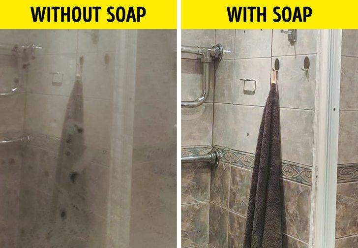 Применение мыла в быту