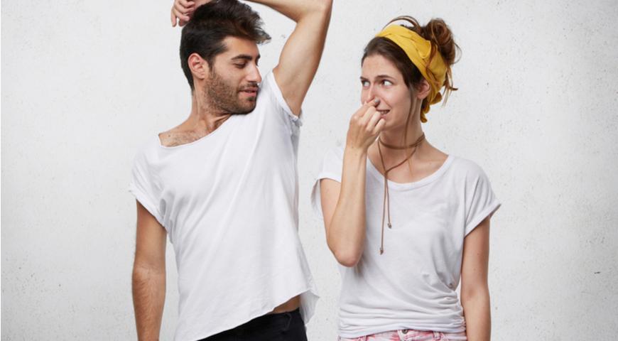 Какие продукты вызывают неприятный запах пота