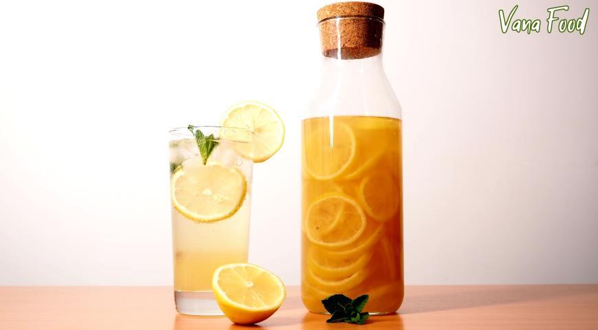 Домашний лимонад - рецепт самого летнего напитка