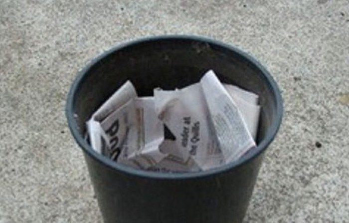 15 способов использования газеты, которые значительно облегчат ваш быт