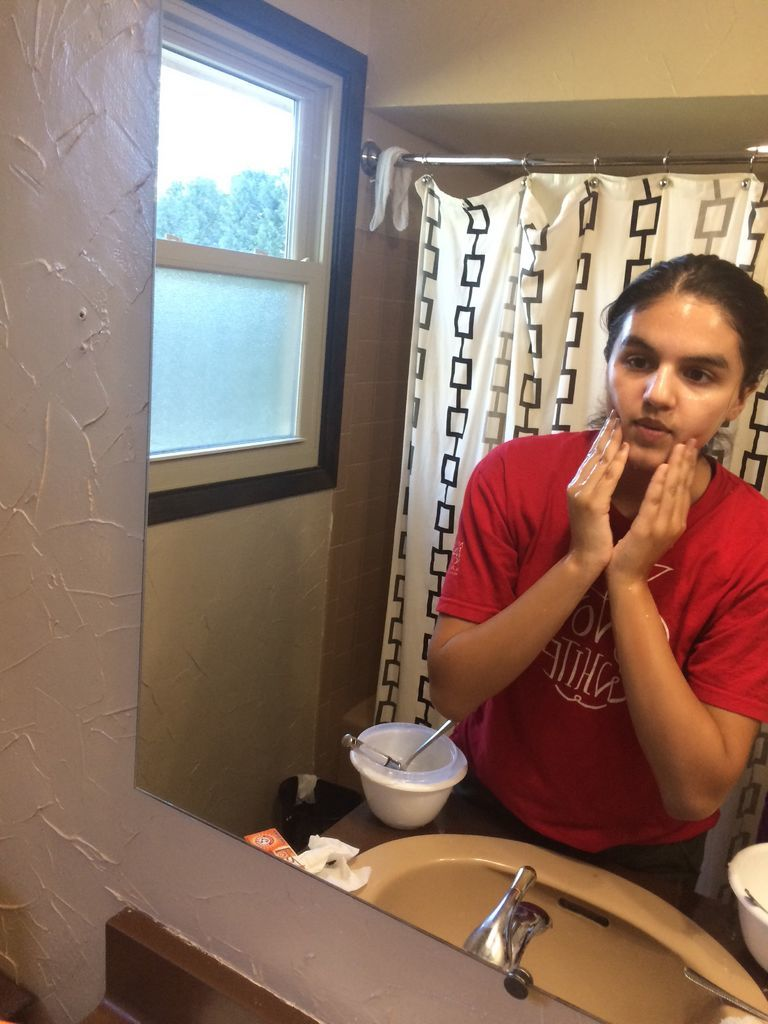 Как очистить кожу лица при помощи пищевой соды