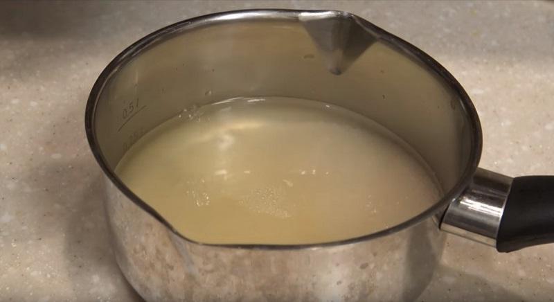 Тыквенно-лимонный манник без муки, масла и яиц: быстрый и сочный осенний пирог. Красавец-манник на кефире в лимонной заливке!