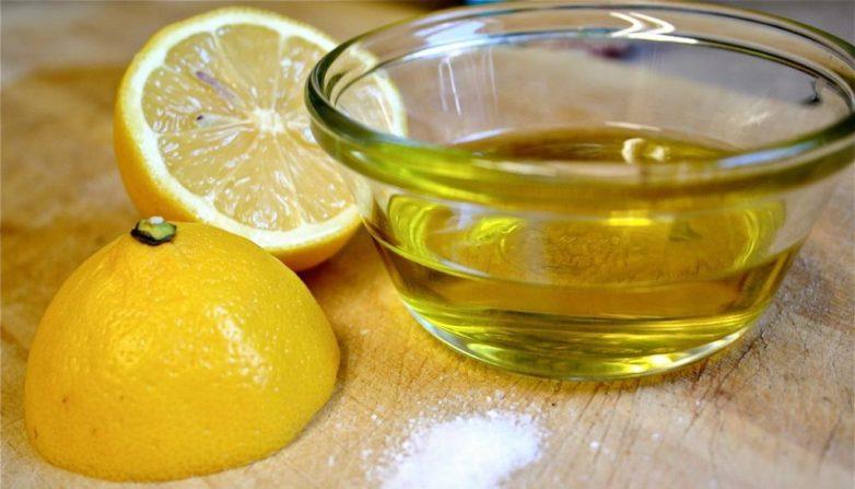 Что произойдёт с организмом если смешать лимон с оливковым маслом
