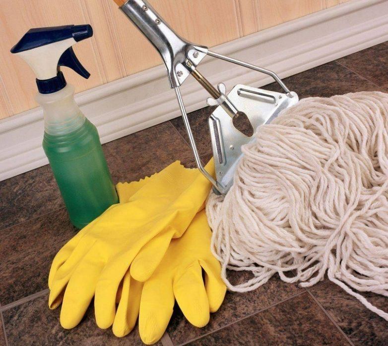 Чтобы дом блестел! Дельные советы по уборке
