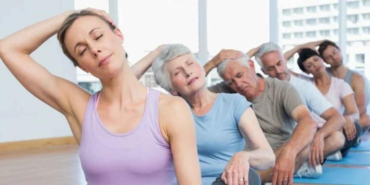 Эффективная гимнастика для гибкой шеи и ясного ума!
