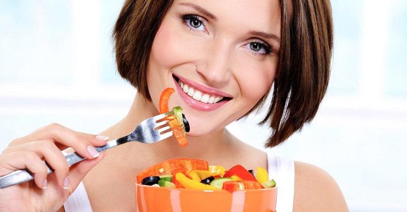 1400 калорий в день — твоя новая норма. Меню, с которым ты обязательно похудеешь. Ешь и худей.