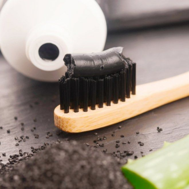 5 видов продуктов с активированным углем, которыми лучше не злоупотреблять