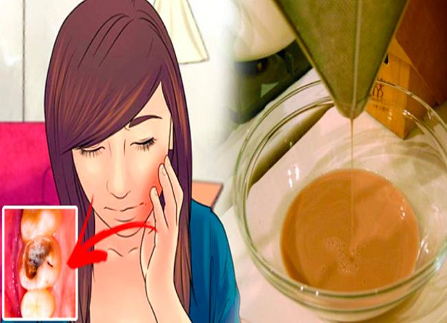 Это природное средство избавит вас от зубной боли всего за 1 минуту!