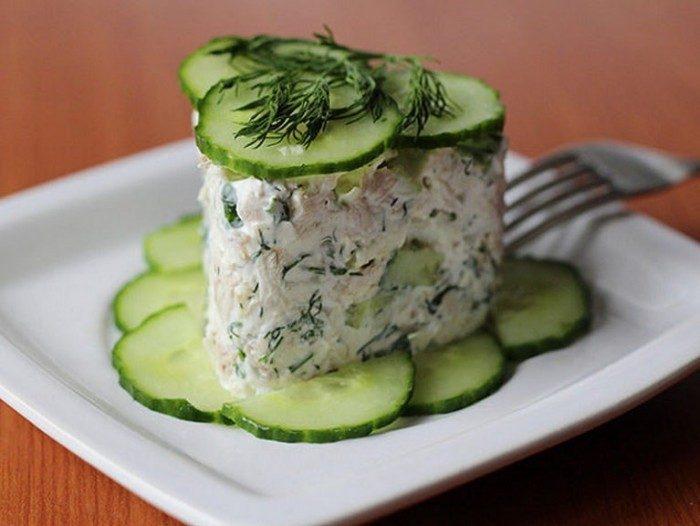 ТОП-10 самых быстрых и вкусных салатов