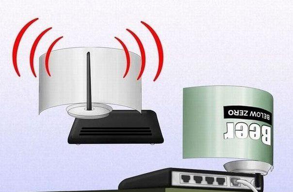Semnal Wi-Fi slab?  Puteți rezolva problema cu o cutie de conserve obișnuită!