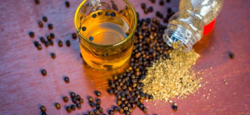 Что нужно есть и пить, чтобы не болеть осенью