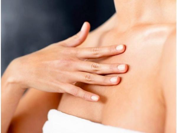 Как ухаживать за дряблой кожей в области декольте