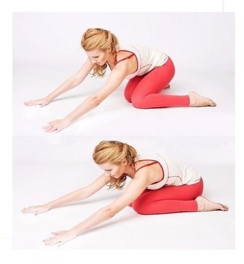 Простая тренировка для здоровья спины.