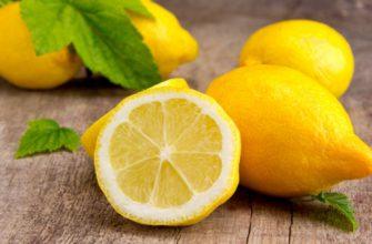 6 эффeктивных примeнений лимона для здоровья