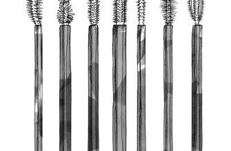 Какая форма кисточки для туши нужна вашим ресницам