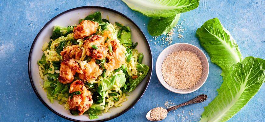 6 необыкновенно аппетитных салатов, которые мы обязательно готовим осенью