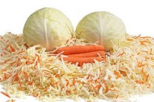 Полезные свойства квашеной капусты