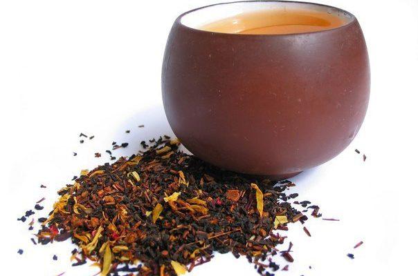 Волшебный чай ройбуш для женского здоровья