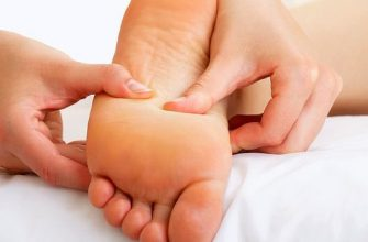 Как делать массаж стоп для улучшения здоровья?