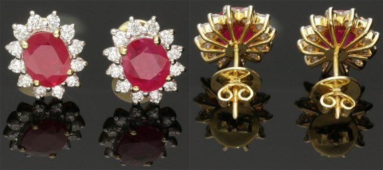 Магические и лечебные свойства рубинов