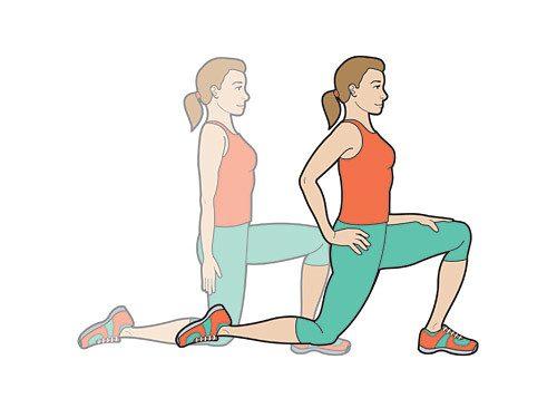7 упражнений от болей в спине