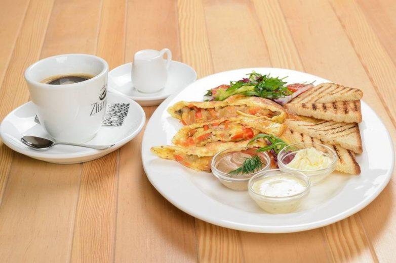 Завтрак, который поможет скинуть 4-7 кг.