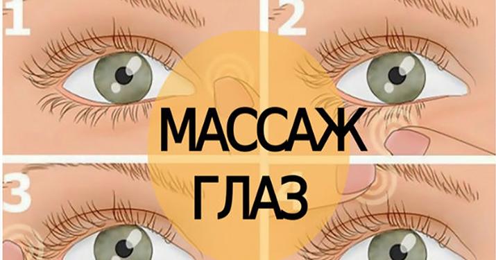 Массаж глаз для восстановления зрения! Вижу теперь в разы лучше…