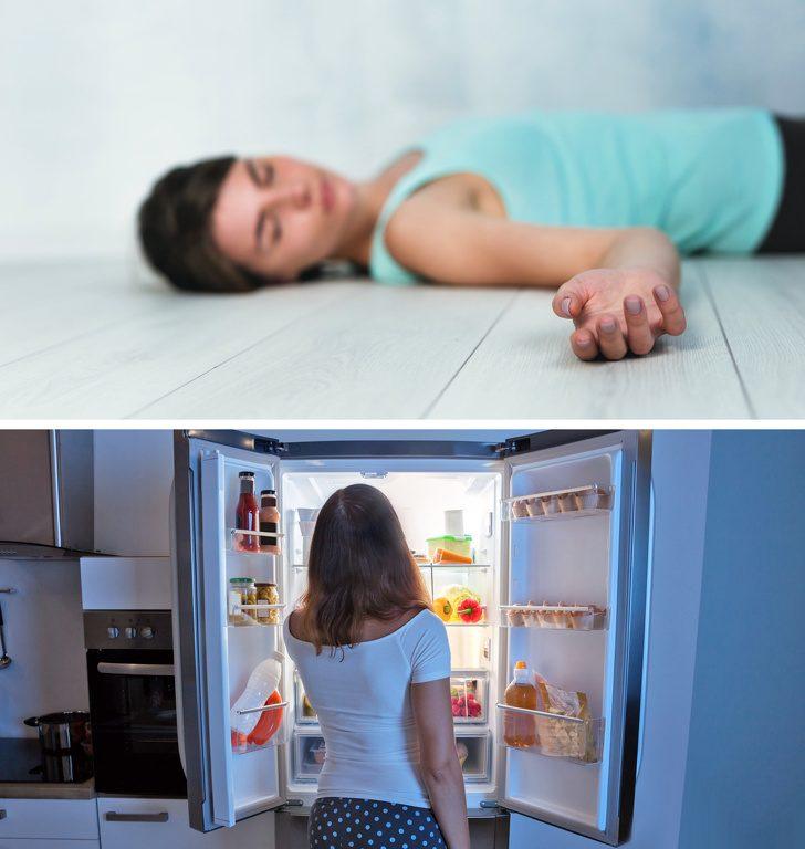 Почему не получается избавиться от лишних килограммов
