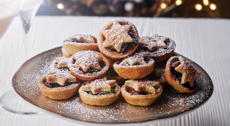 Английское рождественское печенье