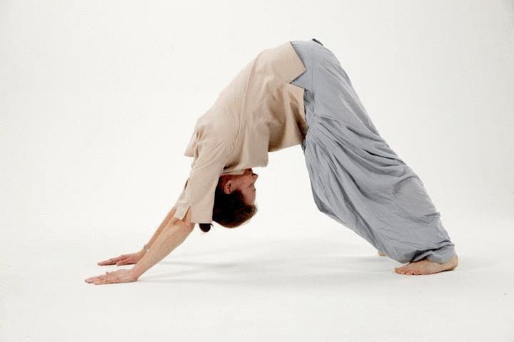 15 минут в день для великолепной формы — упражнение «5 тибетцев»