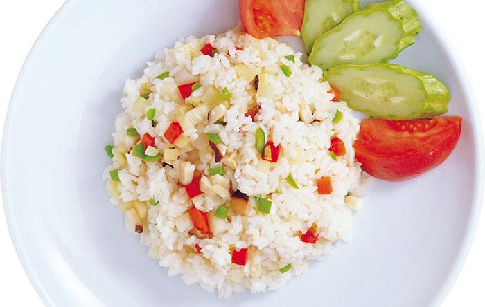 Рисовая диета: очистит организм и поможет убрать лишнее