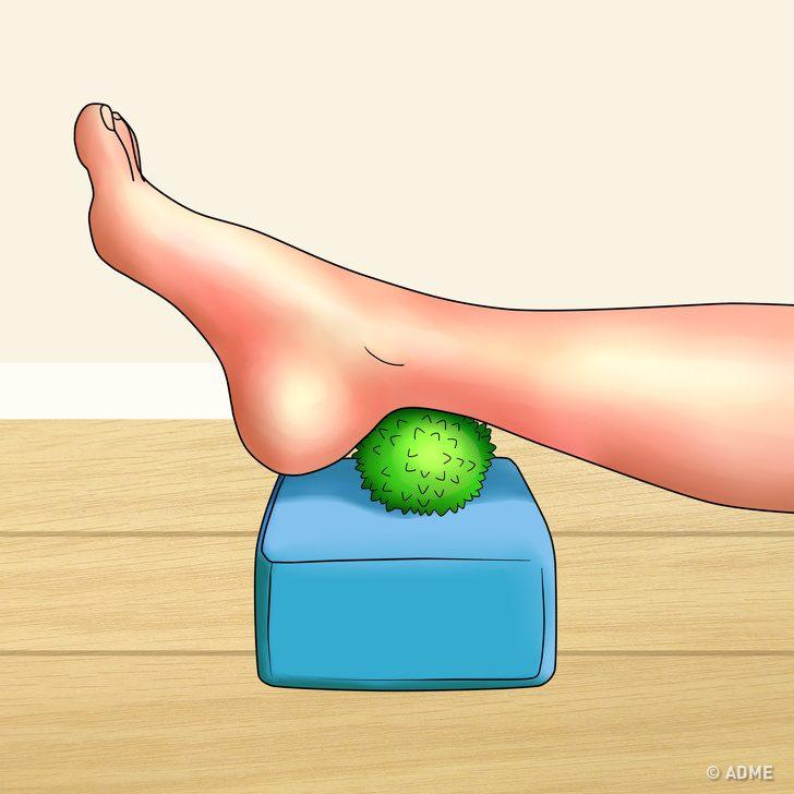 Упражнения, которые помогут снять усталость и боль в ногах