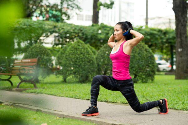 Упражнения для стройных ножек и подтянутых ягодиц