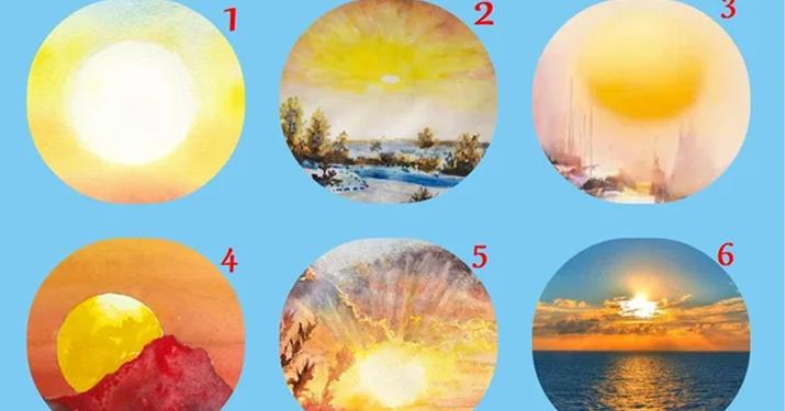 Выберите картинку и узнаете, насколько Вы удачливы