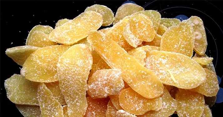 Рецепты: имбирные цукаты – перестала покупать конфеты, когда узнала этот рецепт