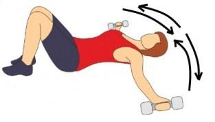 Лучшие упражнения для поднятия вашей груди