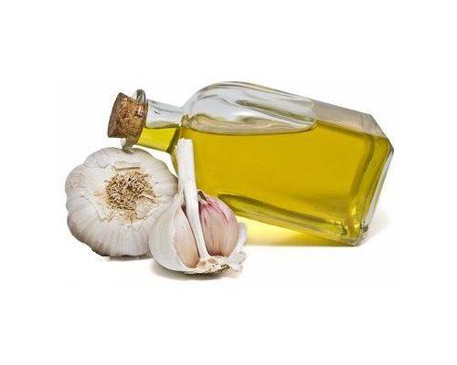 Лечебное чесночно - луковое масло