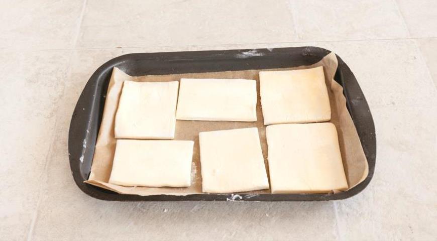 Итальянские пирожные с кремом
