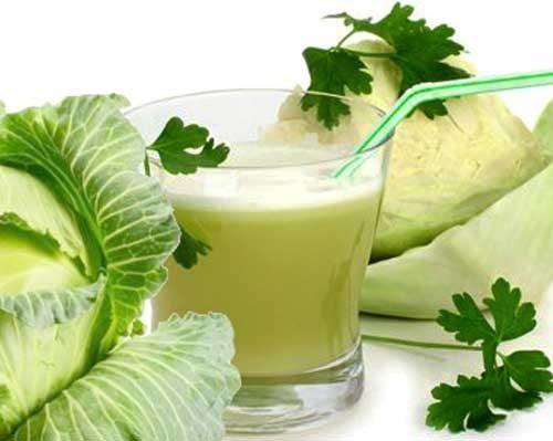 Полезные свойства капустного сока
